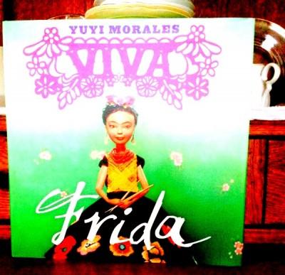 Blogging from #AtoZChallenge: F – Frida Kahlo