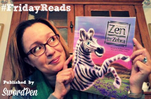 Zen the Zebra My #FridayReads by SwordPen Publishing