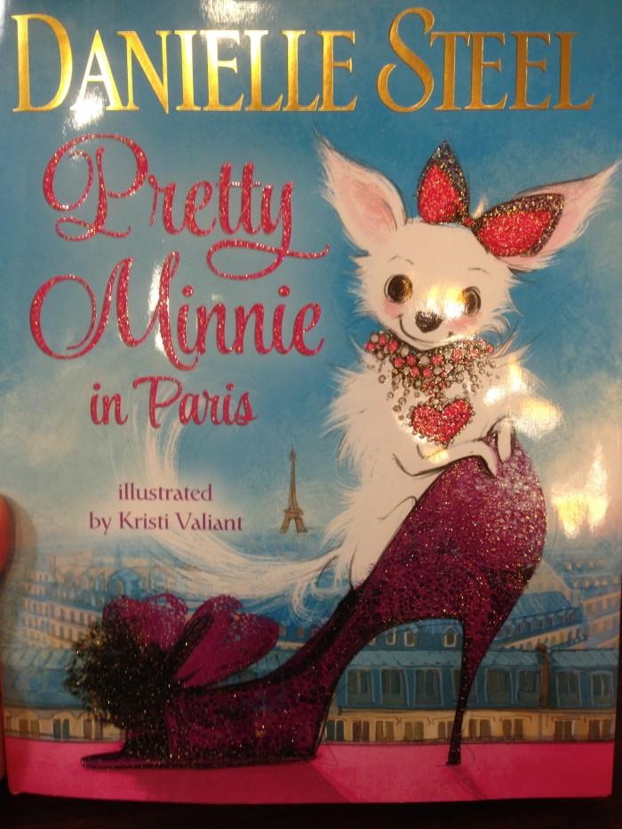 Pretty Minnie in Paris Tea Party