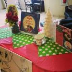 Tea with Santa at Towne Book Center