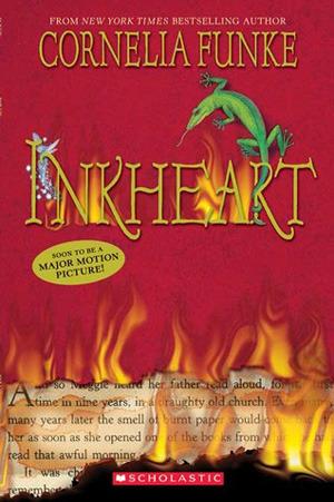 #TuesdayReads: Inkheart by Cornelia Funke