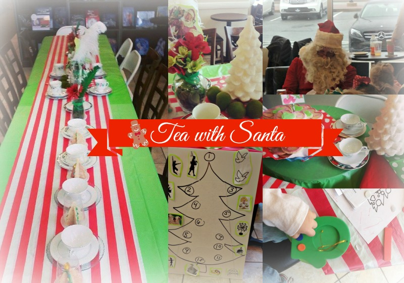 TeawithSanta Collage