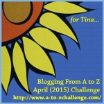 The Blogging from A to Z Challenge 2015 is Here!!
