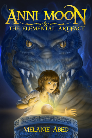 #AnniMoon & The Elemental Artifact; A Guest Post by @Melanie_Abed @JKSLitPublicity