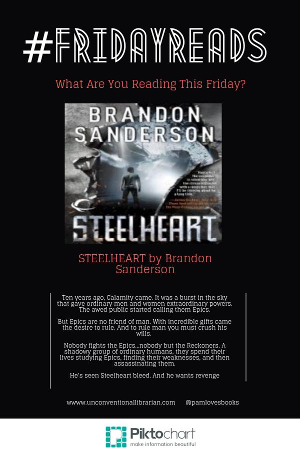 FridayReads Steelheart (1)