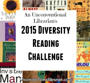 Diversity Reading Challenge: Check Up