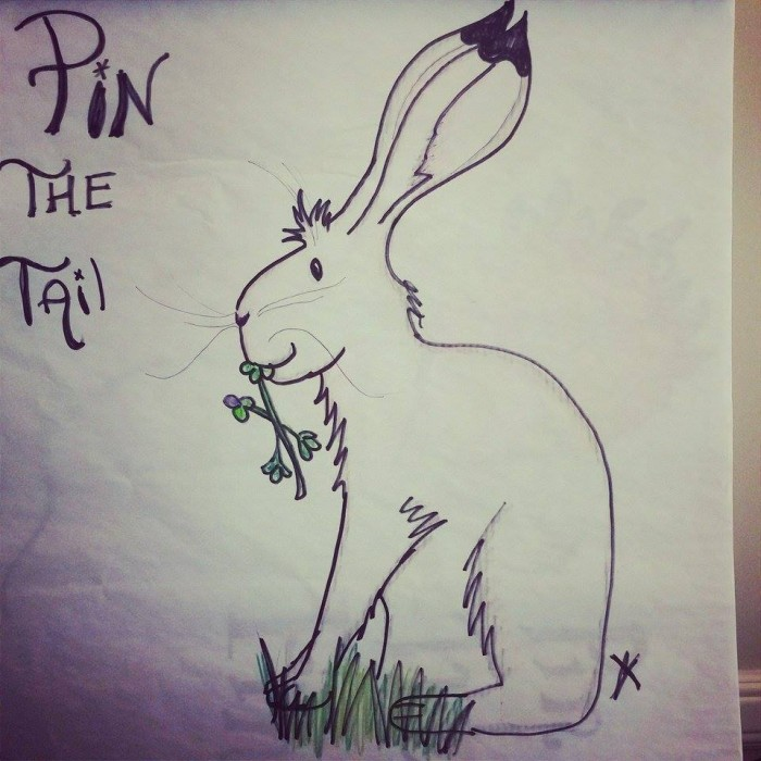 Pin the Tail on the Rabbit