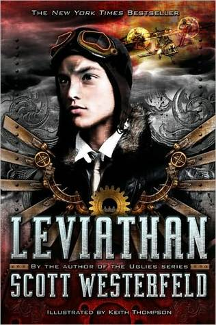 What's in my Ear? Leviathan by Scott Westerfeld