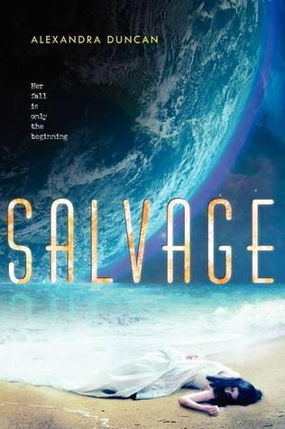 CYBILS Award: Salvage by Alexandra Duncan
