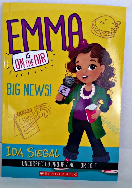 Emma is On the Air by Ida Siegel
