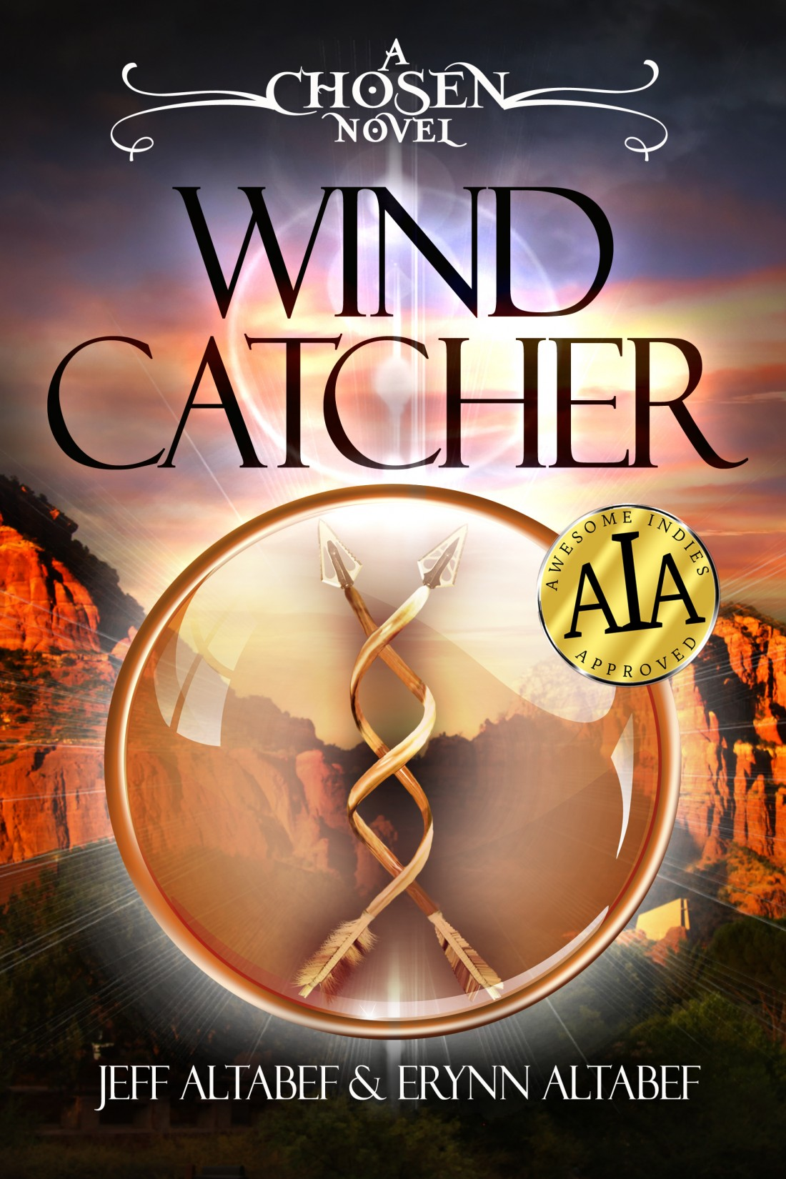 Wind Catcher by Jeff and Erynn Altabef, A Novel Publicity Tour