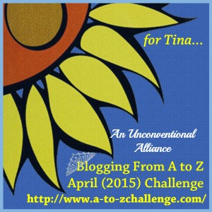 Month in Review: April #AtoZChallenge