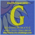Blogging from #AtoZChallenge- G Gabi, A Girl in Pieces by Isabel Quintero