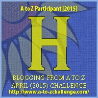 Blogging from #AtoZChallenge- H Hot Hot Roti!