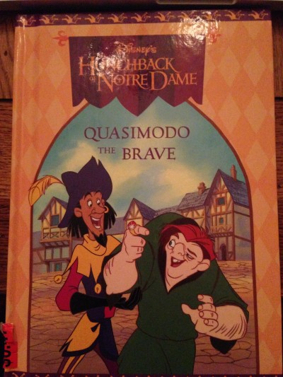 Quasimodo the Brave by Disney