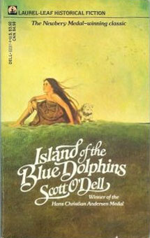 Island of the blue dolphins cover - photo#12