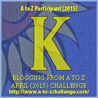 #AtoZChallenge  – K Kinda Like Brothers/King for a Day