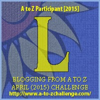 #AtoZChallenge – L The Living by Matt de La Pena