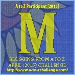 #AtoZChallenge  – M My Name is Asher Lev
