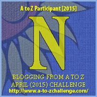 #AtoZChallenge  – N Number the Stars