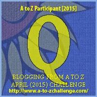 April Blogging A to Z – Q Quasimodo