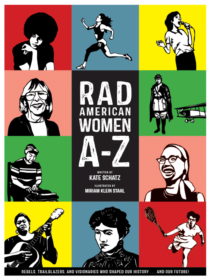 RAD American Women A to Z by Katie Schatz