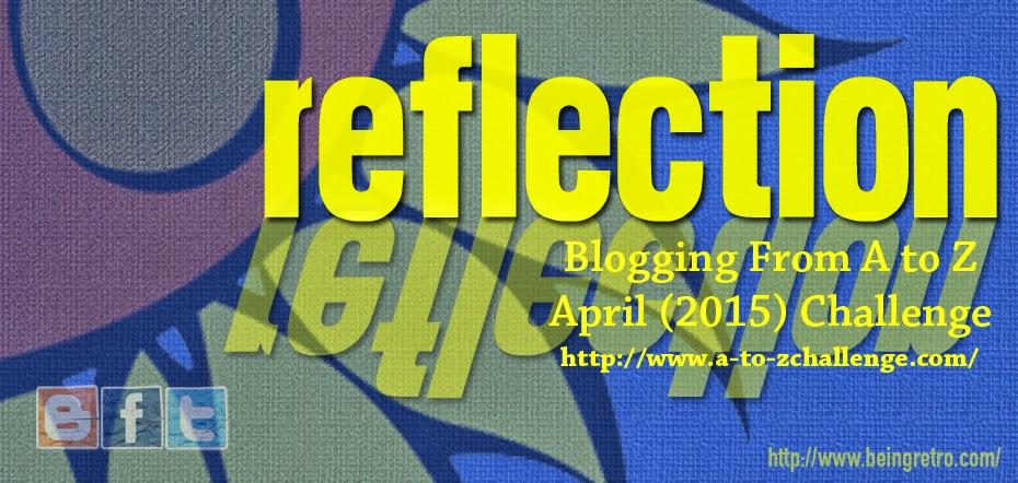 #AtoZChallenge Reflections: April is for Friendship