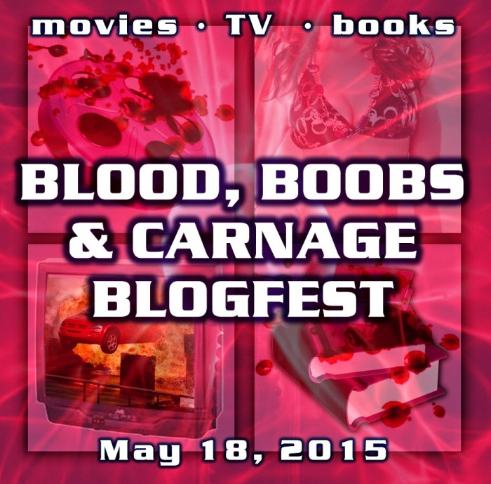 Blood Boobs Carnage Blogfest