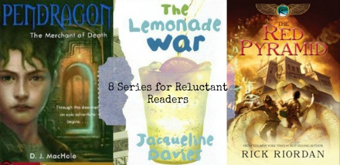 reluctant readers list