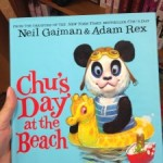 Chu's Day at the Beach by Neil Gaiman and Adam Rex