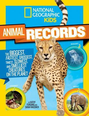 National Geographic Kids - Animal Records