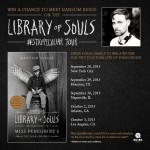 #StayPeculiar Tour and Meet Ransom Riggs
