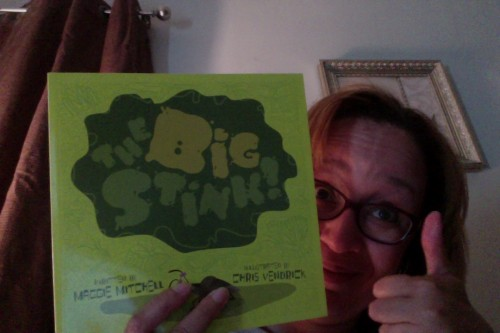 Interview with Maggie Mitchell Author of The Big Stink