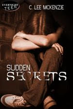 C. Lee McKenzie, author, of Sudden Secrets sits down for an interview