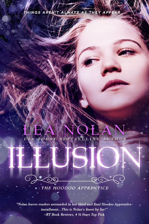 Cover Reveal: Illusion by Lea Nolan