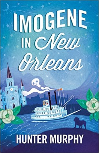 Interview with @YeahHunter, author of Imogene in New Orleans