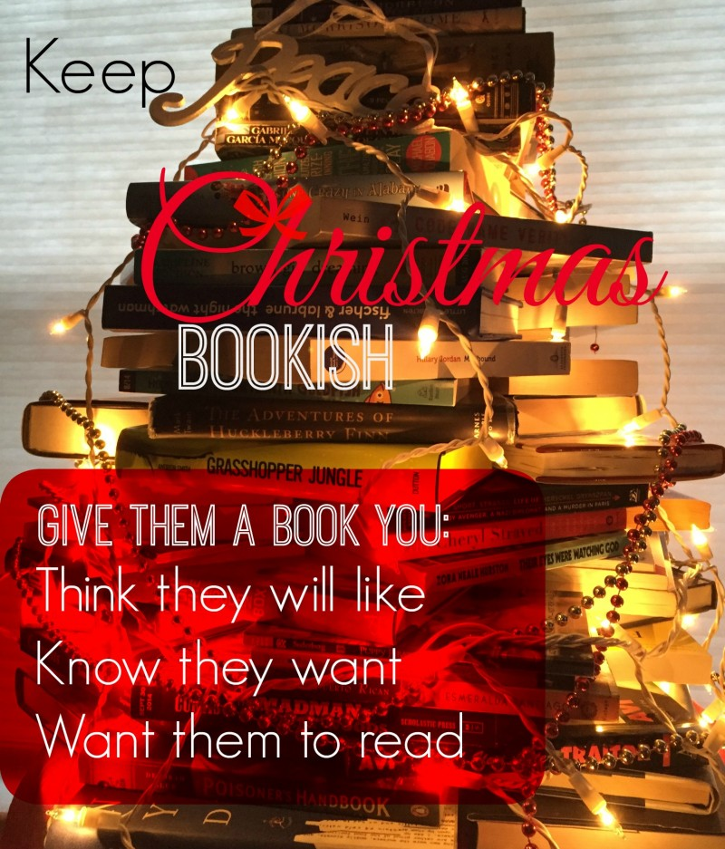 keep Christmas Bookish