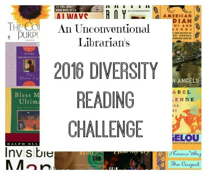 The 2016 Diversity Reading Challenge Begins Today!