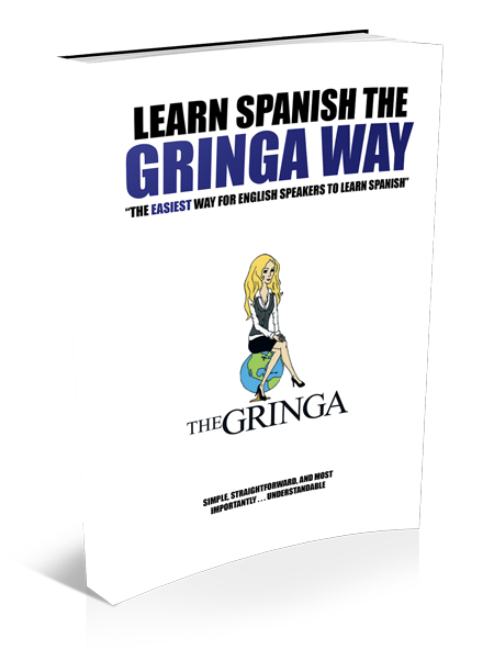 Learn Spanish the Gringa Way by Erin Ashley Sieber