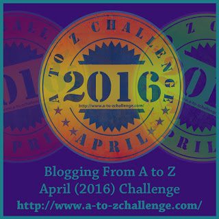 Blogging from A to Z Challenge Sign Ups are Here!