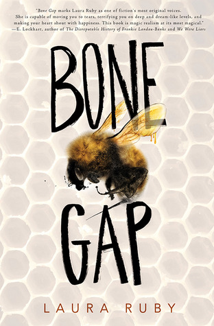 CYBILS Finalist: Bone Gap by Laura Ruby