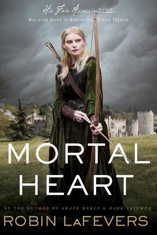 CYBILS Finalist: Mortal Heart by Robin LaFevers