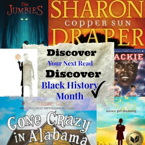 Discover Your Next Read, Discover Black History Month