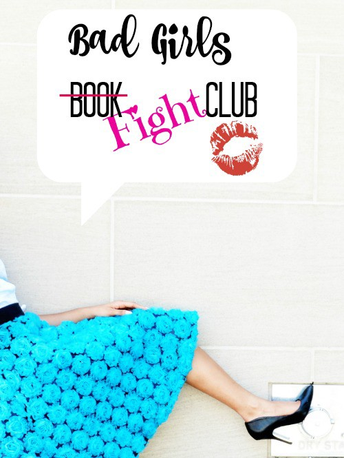 Bad Girls Book Club Letter J for Jacqueline Woodson #atozchallenge