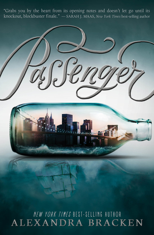 The Passenger by Alexandra Bracken