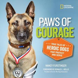 Paws of Courage by Nancy Furstinger