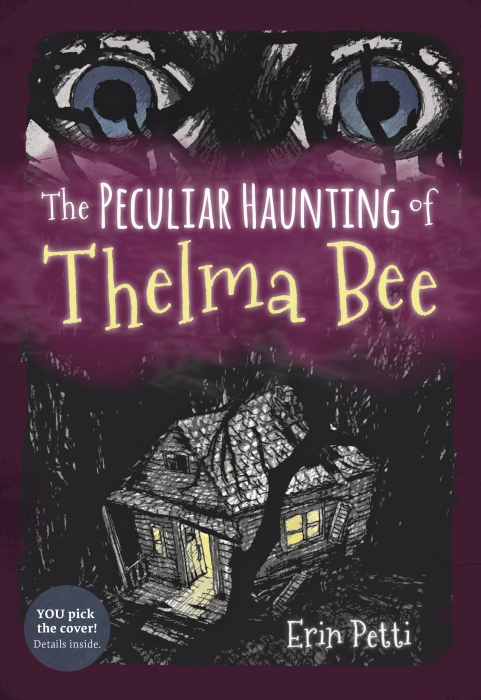 Which Thelma Bee character are you? The Peculiar Haunting of Thelma Bee by Erin Petti