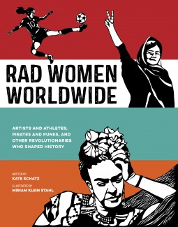 I AM #BLACKHISTORYMONTH -#Herstory – Rad Women Worldwide by Kate Schatz