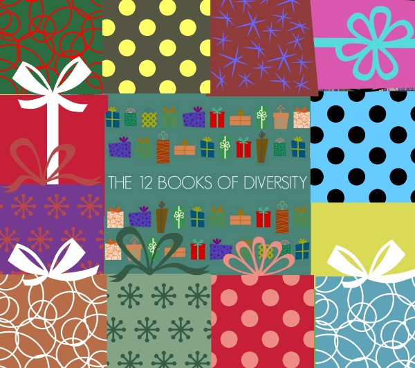 Coming  Soon: The 12 Books of #Diversity for the Holidays