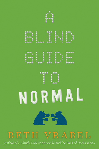A Bling Guide to Normal by Beth Vrabel